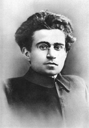 Gramsci au début des années 1920 (source : Photo Archive de l'International Gramsci Society)